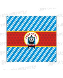 Thomas the Train Chocolate Wrappers