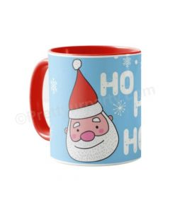 Personalised Christmas Santa Mug