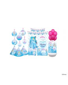 Disney Cinderella Party Decorations