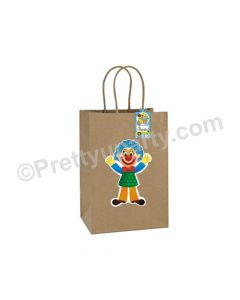 Circus Gift Bags- Pack of 10