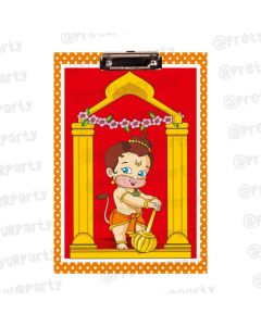 Personalised Hanuman Clipboards
