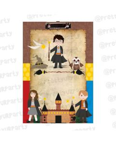 Personalised Harry Potter Clipboards