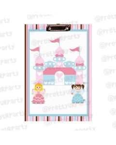 Personalised Fairy Princess Clipboards