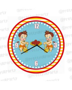 Personalised Hanuman Clock