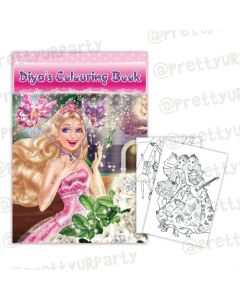 Sofia the 1st Inspired Colouring Book