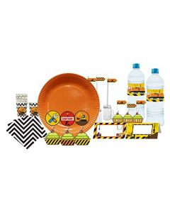 Construction Tableware Package