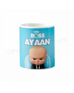 Personalised Boss Baby Mug