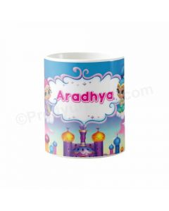 Personalized Shimmer and Shine Mug