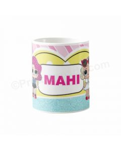 Personalized LOL Surprise Mug