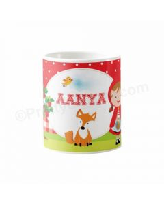Personalized Little Red Riding Hood Mug