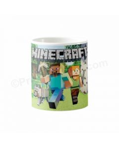 Personalized Minecraft Mug