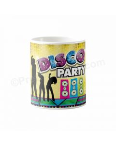Personalized Disco Mug