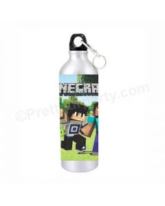 Personalized Minecraft Sippers / Waterbottles