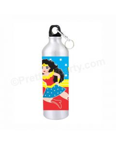 Personalized Wonder Woman Sippers / Waterbottles