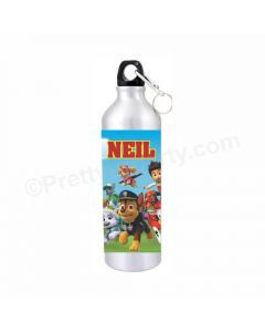 Personalized Paw Patrol Blue Sippers / Waterbottles