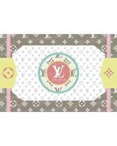 LV design Placemats