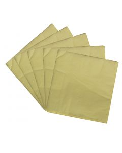 Cream Paper Napkins