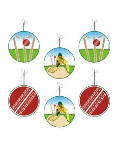 Cricket Theme Danglers