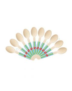 Cricket Theme Spoons