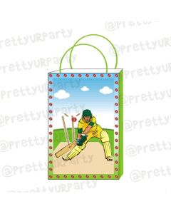 Cricket themed Khoi Bag / Pinata
