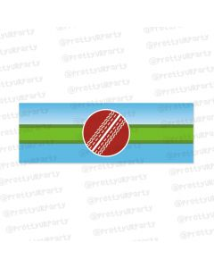 cricket theme  wrist bands