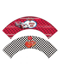 Disney Cars Cupcake Wrappers