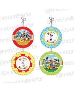 Mickey Mouse Clubhouse Inspired  Danglers
