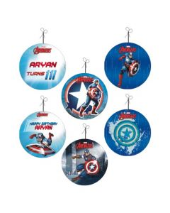 Captain America Danglers