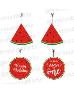 Watermelon Theme Danglers