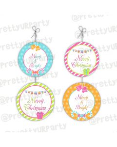 merry and bright danglers, christmas minnie themed danglers,merry and bright themed party, merry and bright themed decor, merry and bright theme, merry and bright Party India, merry and bright party supplies India, merry and bright party supplies, merry a