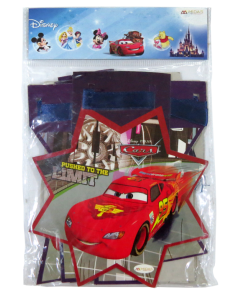 Disney Cars Inspired Bunting