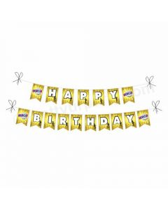 Disco Party Theme Bunting