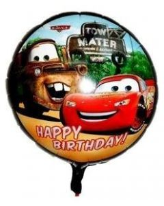 "Disney Cars 18"" Foil Balloon"