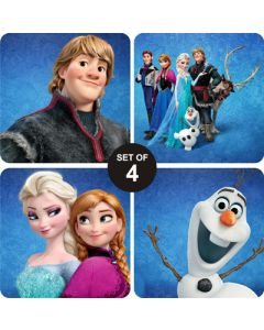Frozen Coaster (Set of 4)
