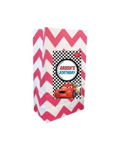 Disney Cars Popcorn Bag
