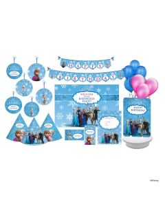 Disney Frozen Party Decorations
