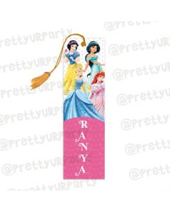 Disney Princess Bookmarks