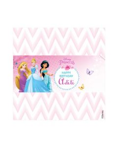 Disney princess Chocolate Wrappers
