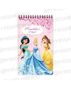 Disney Princess Note Pads