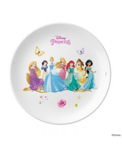 Disney Princess Personalised Plate