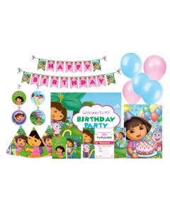 Dora the Explorer Party Decorations