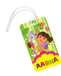 Dora the explorer Theme Luggage Tags