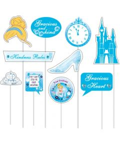 Disney Cinderella Photo Booth Prop