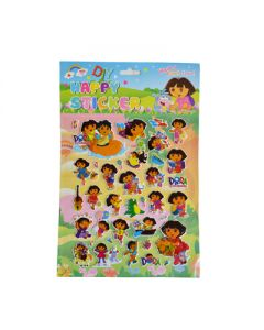 dora the explorer big sticker