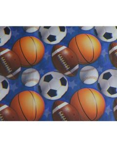Football Wrapping paper 01 (pack of 5)
