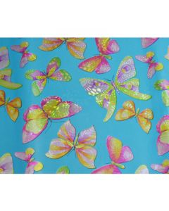 Butterfly Wrapping paper (pack of 5)