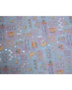 Baby Shower Wrapping paper (pack of 5)