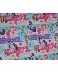 Pony Wrapping paper (pack of 5)