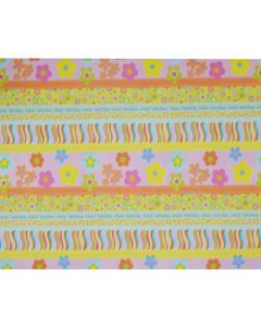 Small Flowers Wrapping paper (pack of 5)