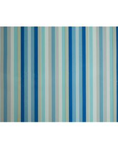 Blue Stripes Wrapping paper (pack of 5)